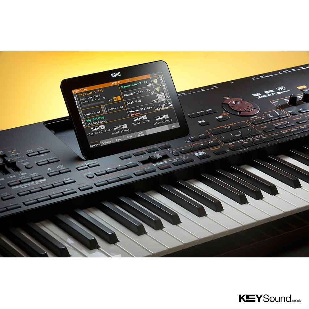 Korg Announce the PA4X Oriental Professional Arranger