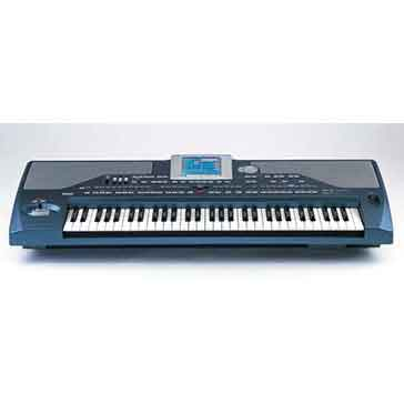 Korg Pre-Owned PA800 in Blue