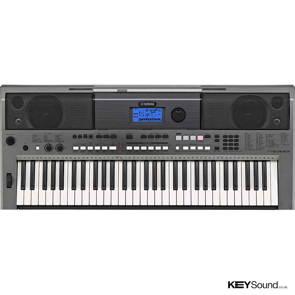 Yamaha Pre-Owned PSRE443 in Black