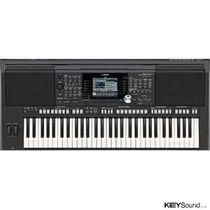 Yamaha Pre-Owned PSRS950 Arranger Workstation in Black