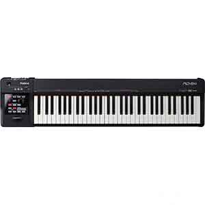 Roland RD64 Digital Piano in Black