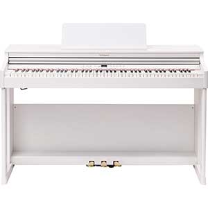 Roland RP701 Digital Piano in White  title=