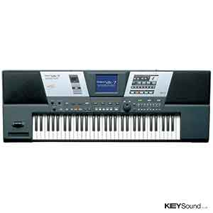 Roland Pre-Owned VA7 Arranger  in Black