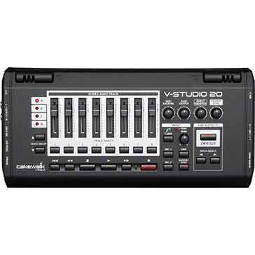 Roland VS20 Audio Interface Controller  in Black