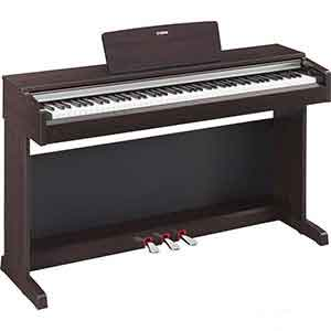Yamaha YDP142 Digital Piano in Dark Rosewood