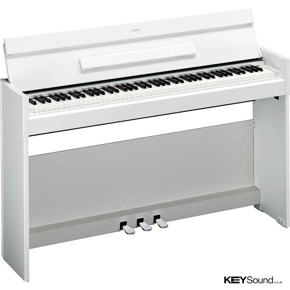 Yamaha YDPS52 Digital Piano in White